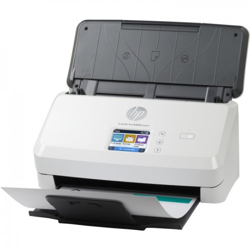 HP ScanJet Pro N4000 snw1 Sheet-feed Scanner (6FW08A)
