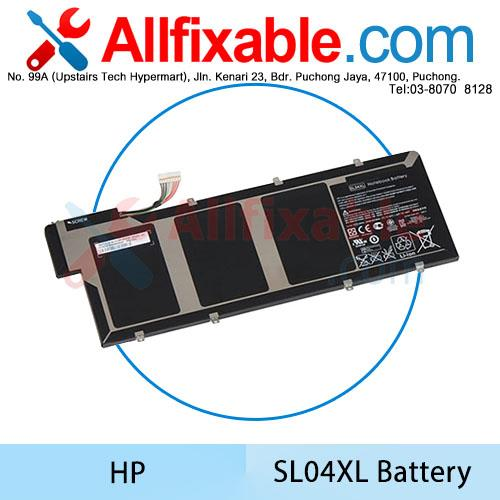 HP SL04XL Envy Spectre 14-3001XX 14-3005TU 14-3006TU Battery