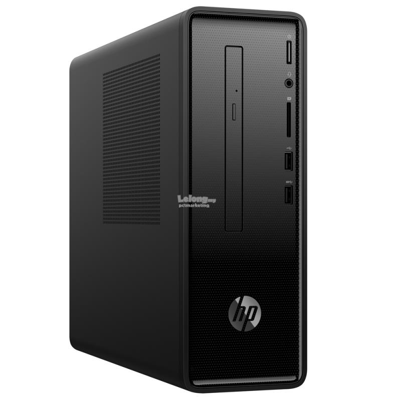 HP Slimline 290-p0040D PC ( i3-8100, 4GB, 1TB, Intel, W10 )