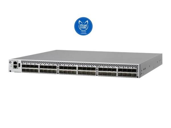 NEW HP SN6000B 16GB 48/24 FC SWITCH-1 YW (QK753B)