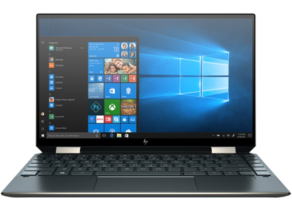 HP Spectre x360 13-aw0223TU Notebook (i5-1035G4.8GB.512GB) (9WP58PA)