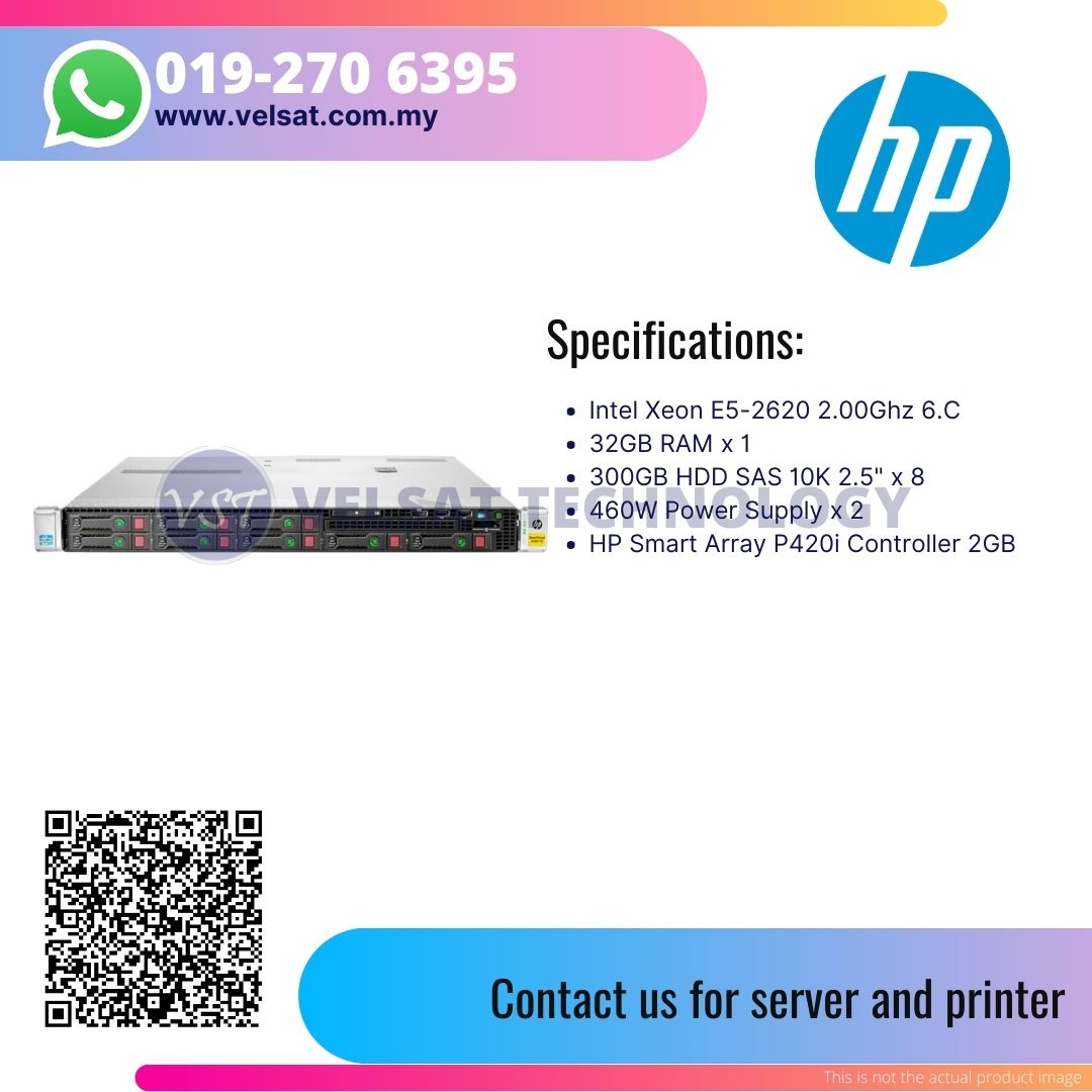 HP Store Virtual 4330 SAS Server [Refurbished]