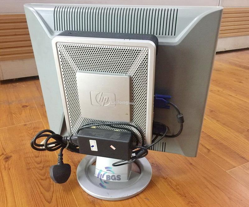 HP T5000 Thin Client AMD  PC With HP VS19E 19' LCD Flat Panel Monitor
