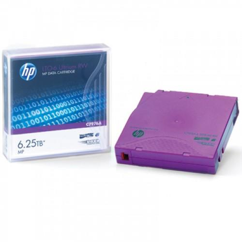 HP Ultrium 6.25TB MP RW Data Cartridge (LTO-6)