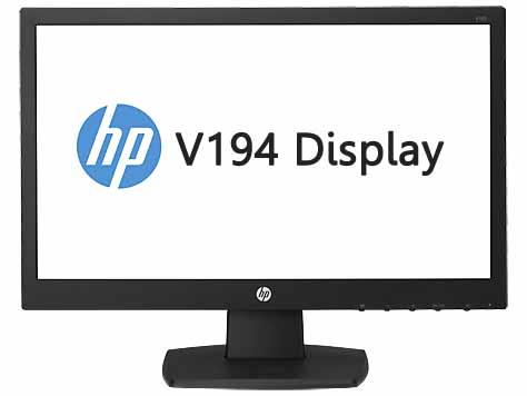 HP V194 18.5-IN MNT SING Monitor (V5E94AA)