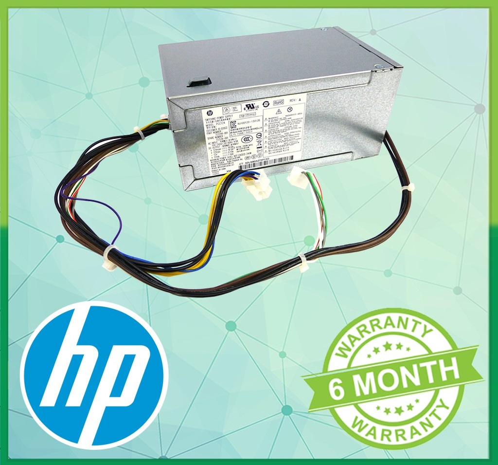 HP Workstation Z240 SFF 240W Power Supply 702309-001 D12-240P3A (REF)