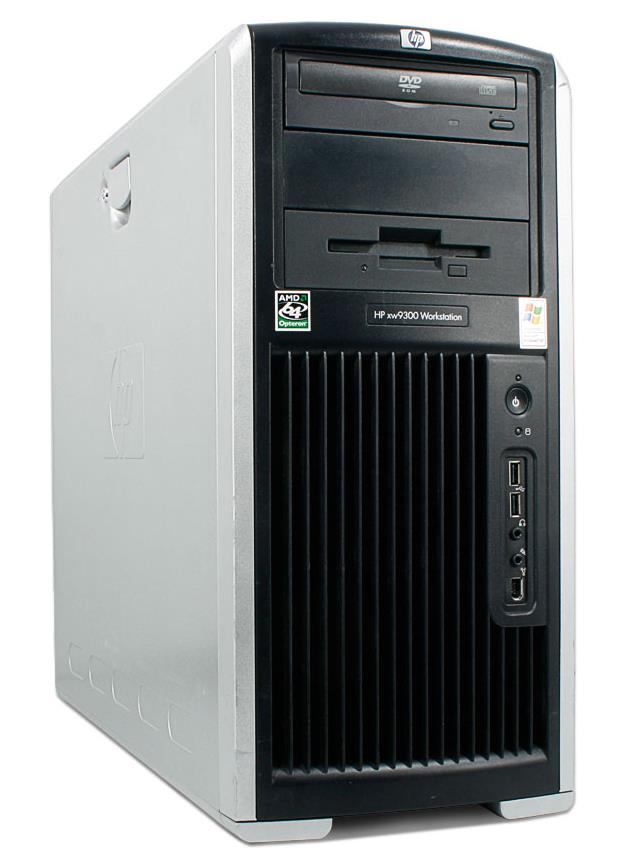 HP XW9300 WORKSTATION DRIVERS DOWNLOAD
