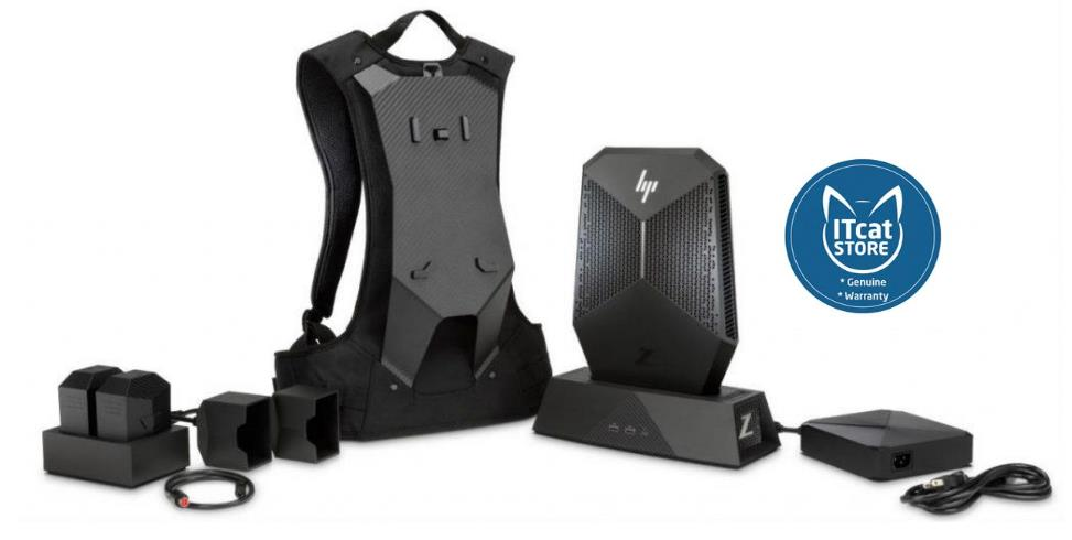 NEW HP Z VR BACKPACK G1 WORKSTATION/ i7-7820HQ/16GB/512GB (3ZF79PA)