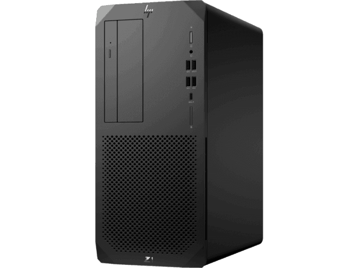 HP Z1 G6 i5-10600 Entry Tower Workstation PC 8GB 1TB HDD W10P 3YW