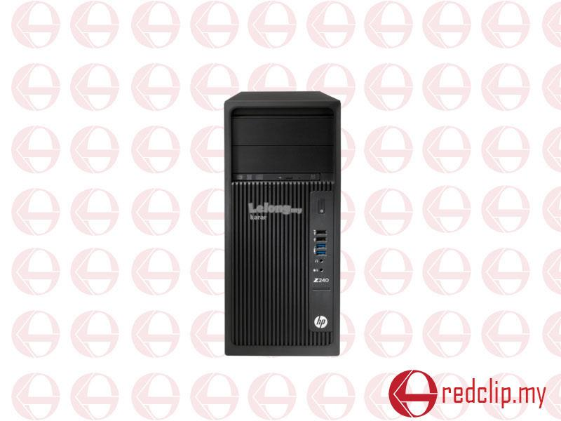 HP Z240 Tower Workstation (E3-1245v5.8GB.1TB) (V1Z90PA)