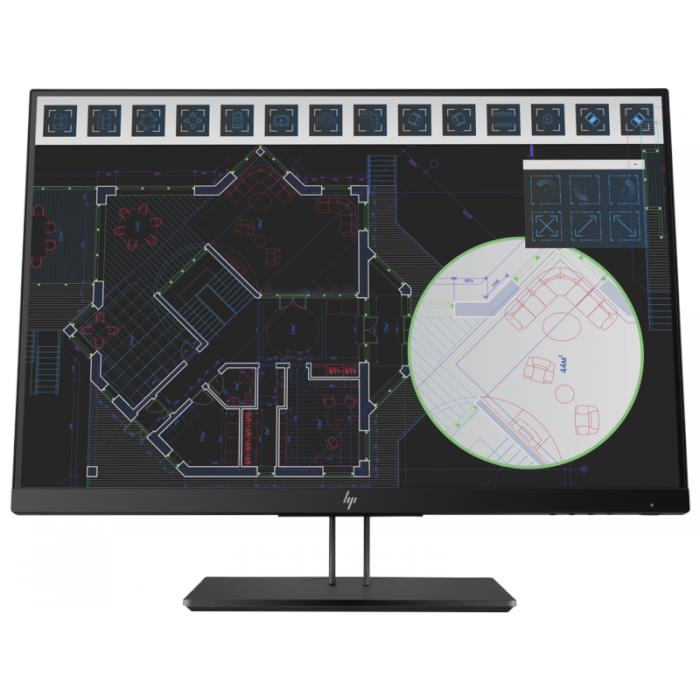 HP Z24i G2 24 inch Display Monitor(1JS08A4)