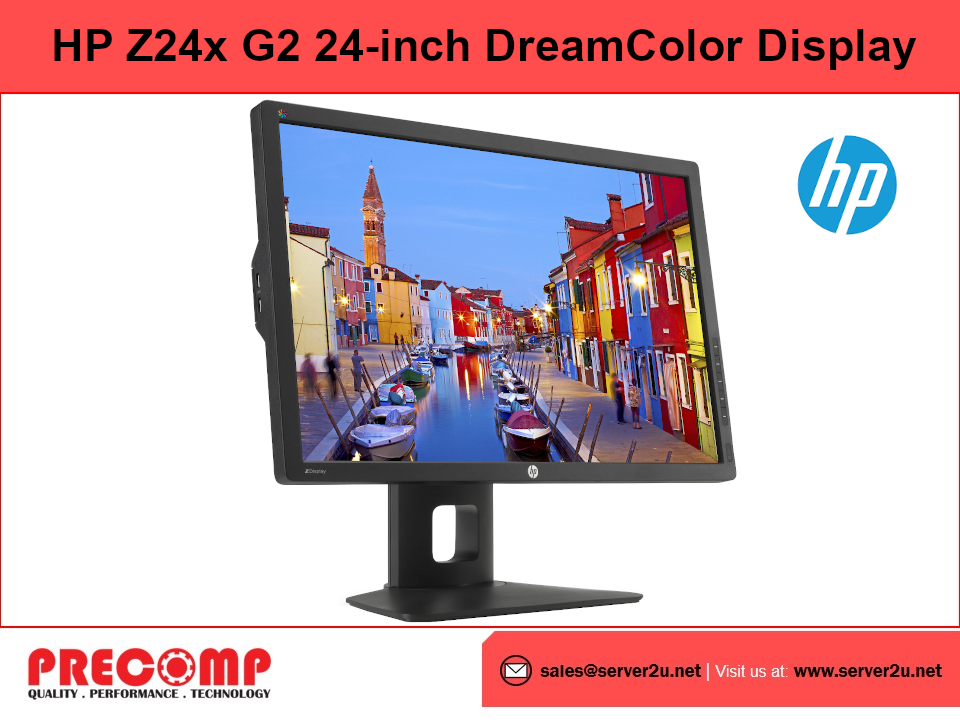 HP Z24x G2 24-inch DreamColor Display (1JR59A4)