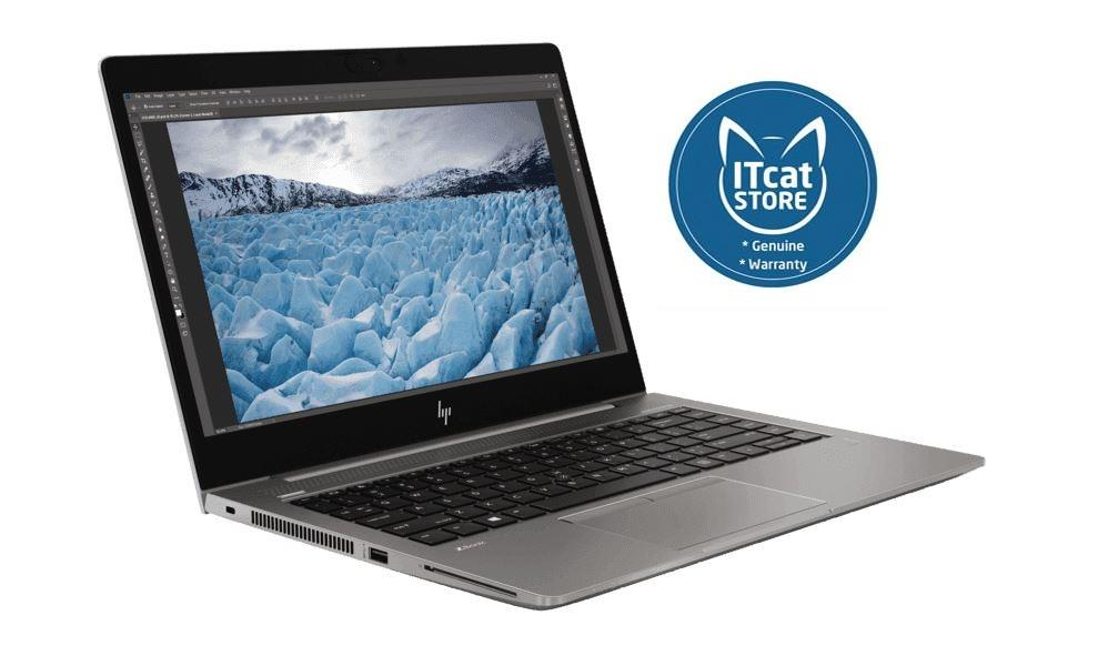NEW HP ZBOOK 14u G6 MOBILE 14'/i7-8665U/8GB/512SSD/3YW (7ZT42PA)