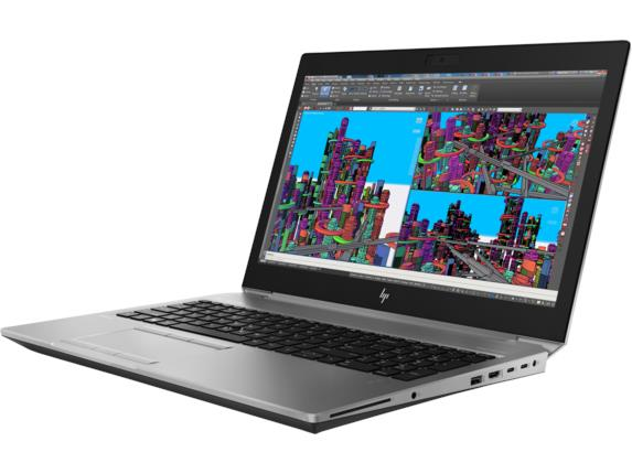HP zBook 15 G5 Mobile Workstation (i7-8850H.16GB.1TB) (5FW81PA)