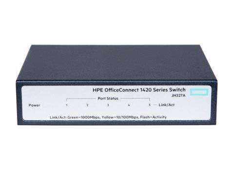 HPE 1420 5G Switch (JH327A)