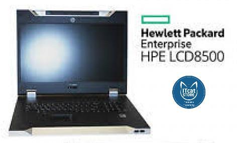 "HP LCD8500 18/"" 1U Rackmount Console Monitor"