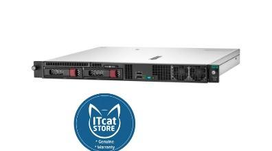 NEW HPE PROLIANT DL20 GEN10 SERVER XEON-E2124/8GB/1TB-3YW (P08335-B21)