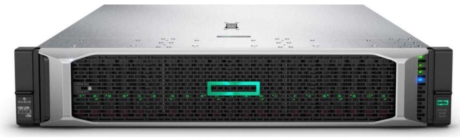 HPE ProLiant DL380 Gen10 Server (Xeon-S4110.16GB.3x600)
