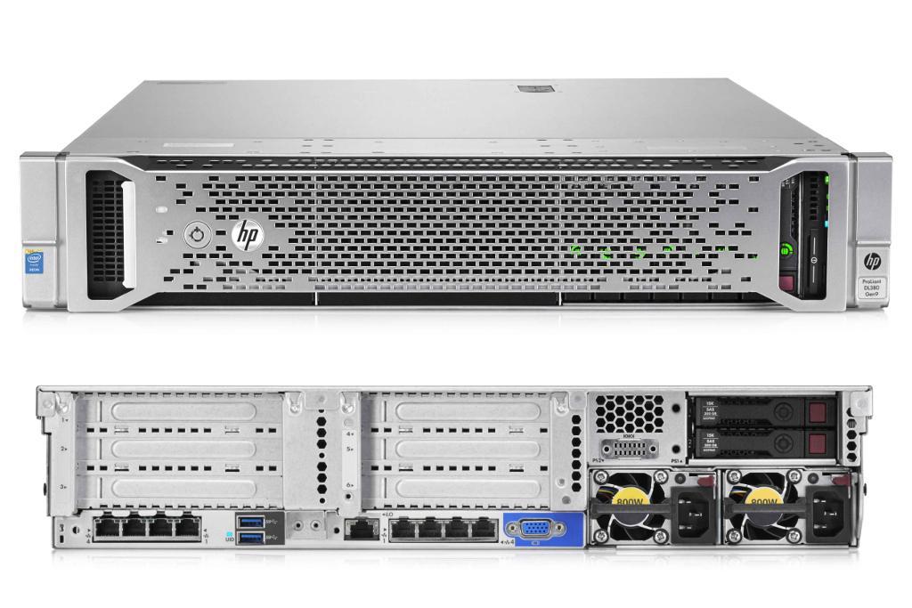 hp proliant rack mount server