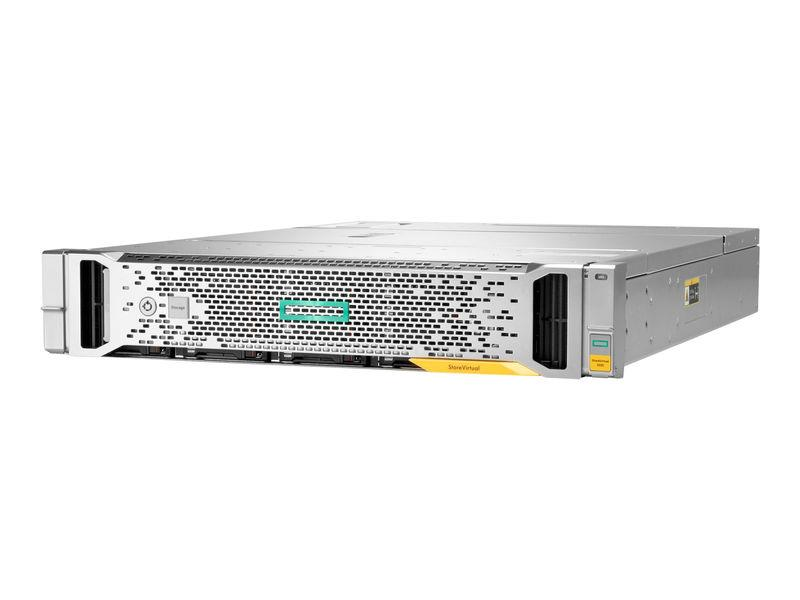 HPE StoreVirtual 3200 4-port 10GBase-T SFF Storage(N9X22A)