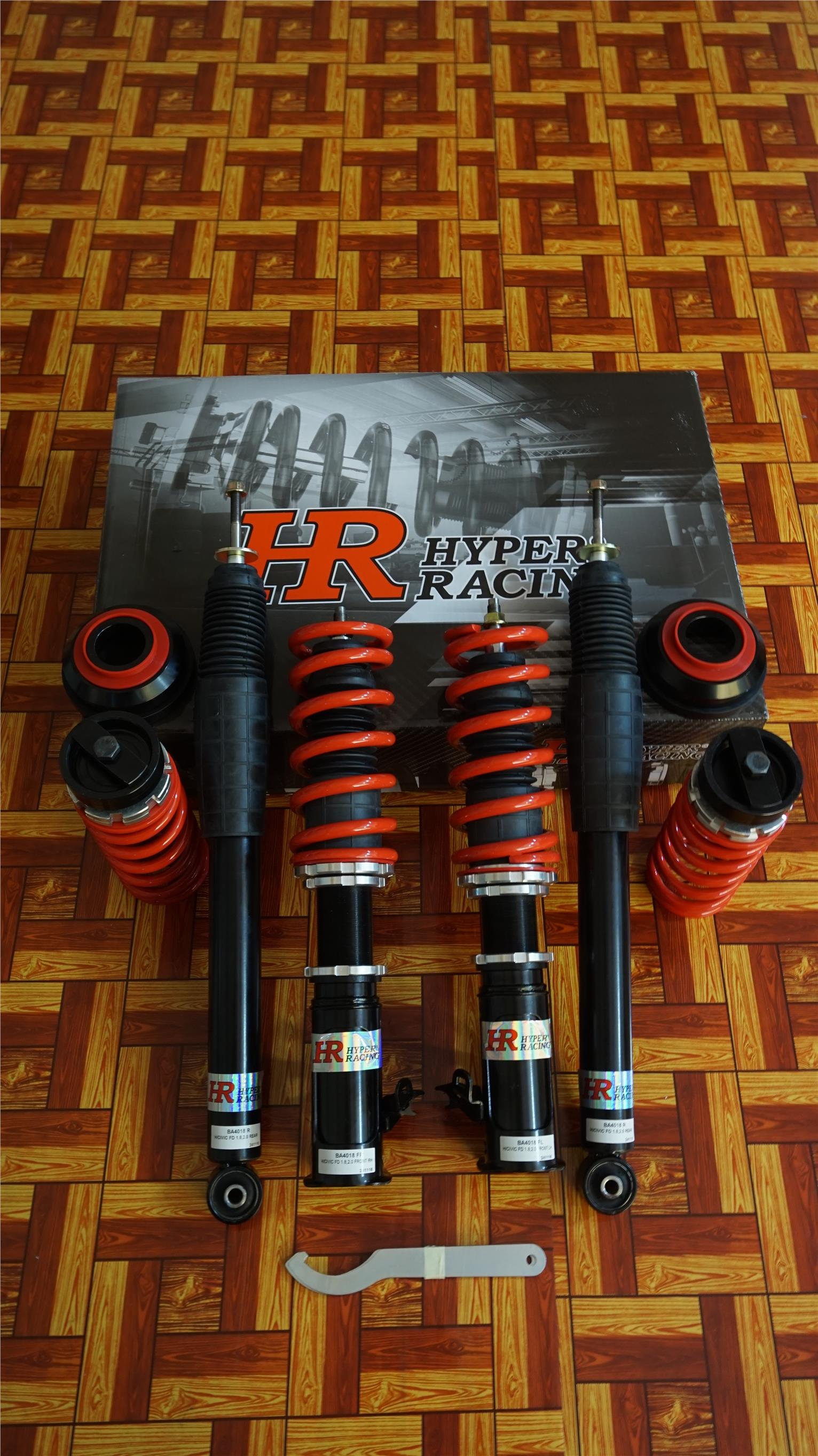 HR Adjustable Body Shift Hi Low - Honda Civic FD 06+