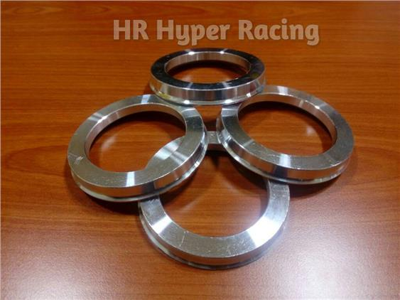 HR CAR CENTER CONE SPECIAL 4X4 SET