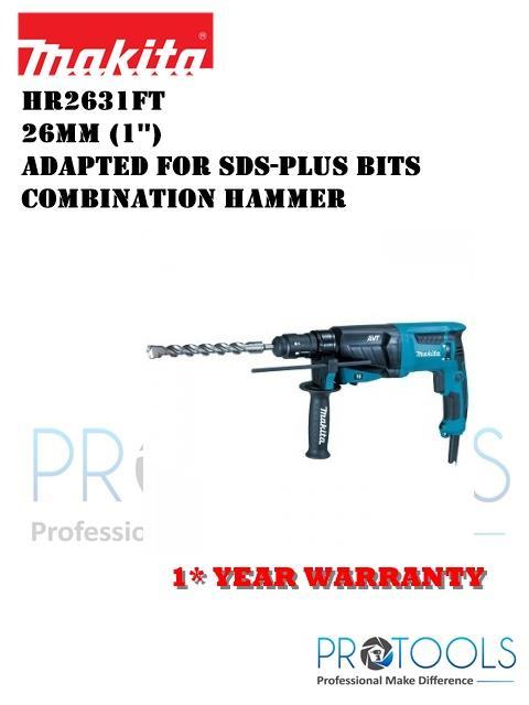 Hr2631ftx2 Makita Combination Hammer End 7 7 2018 10 15 Am