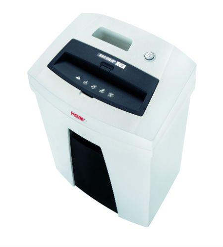 HSM Compact Paper Shredder Securio C16S Strip L2 13-15S 25L 4Kg ZZ