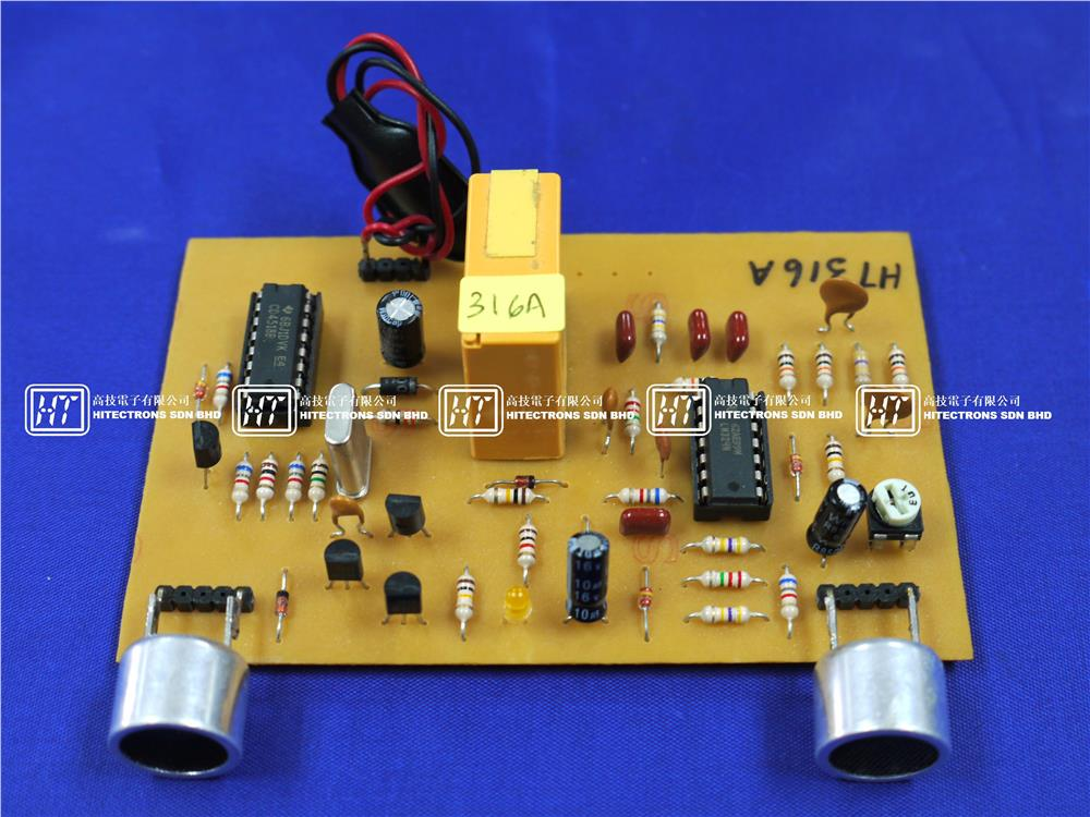 ultrasonic proximity detector project report A very simple proximity detector electronic project can be designed using this schematic circuit this proximity detector electronic project use a tone decoder integrated circuit ( ne567 ) that will provides a signal with a frequency about 100khz.