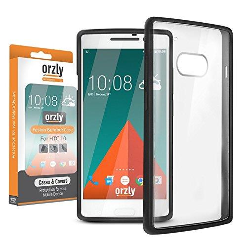 online store 39d38 4cb27 [HTC 10] Orzly Fusion Bumper Protective Case for HTC 10