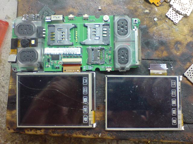 HTC BUTTERFLY X920D LCD REPAIR DIGIITIZER