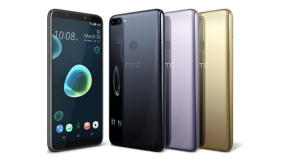 HTC Desire 12 PLUS (6.0' FULLView) ORIGINAL HTC Msia + FREE Case & TG