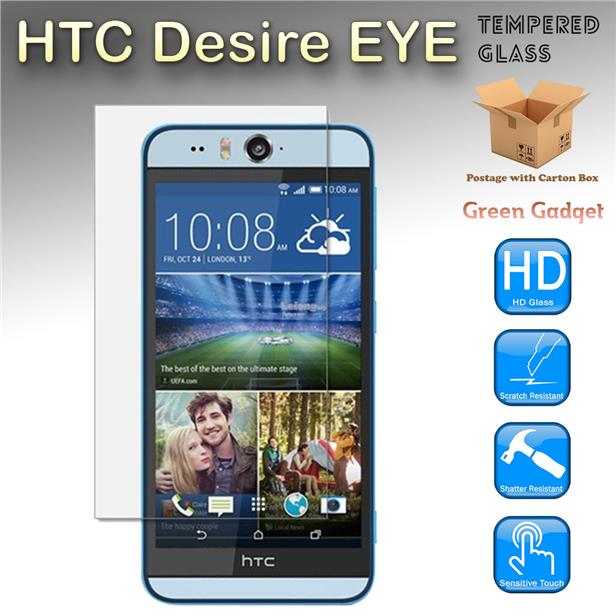 HTC Desire EYE Tempered Glass Screen Protector