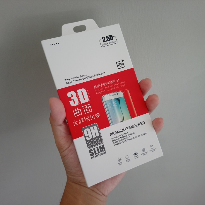 HTC M8 Tempered Glass Screen Protector 0.26mm