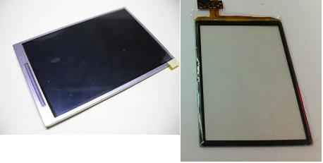 HTC Magic G2 A6161 Display Lcd / Glass Digitizer Touch Screen
