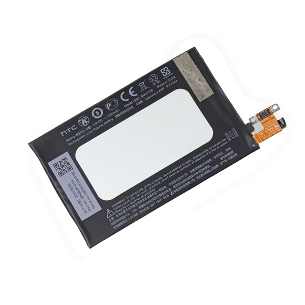 HTC One M7 Battery 2300mAh Power Sparepart Repair Services
