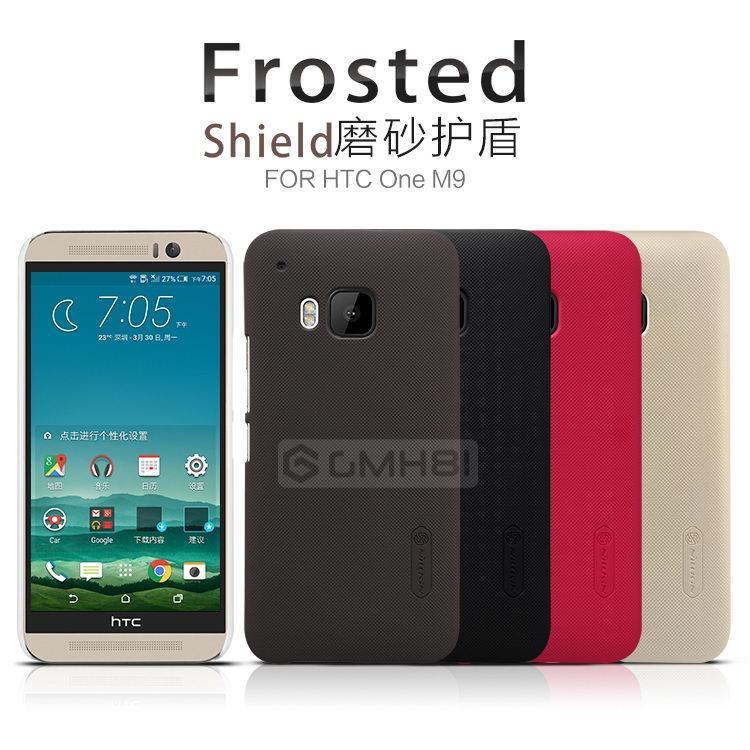 new product a8b2d 1febb HTC One M9 Desire EYE NILLKIN Hard Back Cover Case