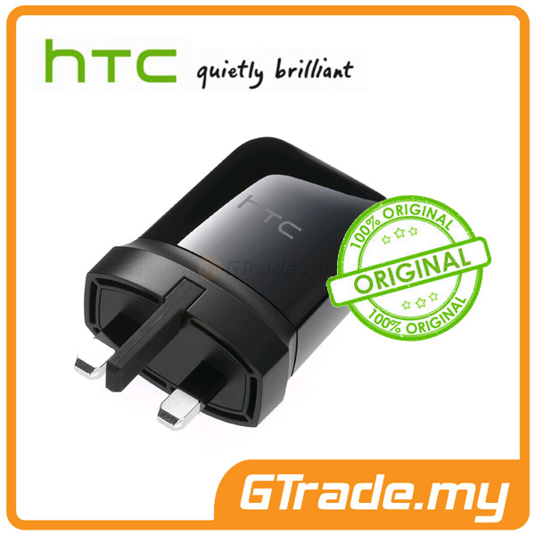 HTC Original USB Charger 2A Fast Charge HTC One X Butterfly 2 Desire