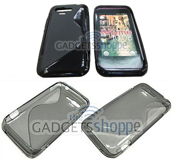 HTC RHYME S510B WAVE TPU GEL CASE
