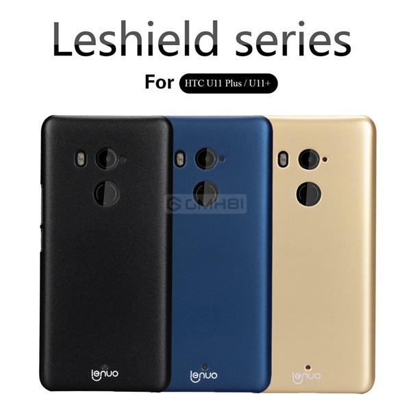 new product a4c80 c138f HTC U11+ U11 Plus Lenuo Super Frosted Ultra Slim Hard Back Cover Case