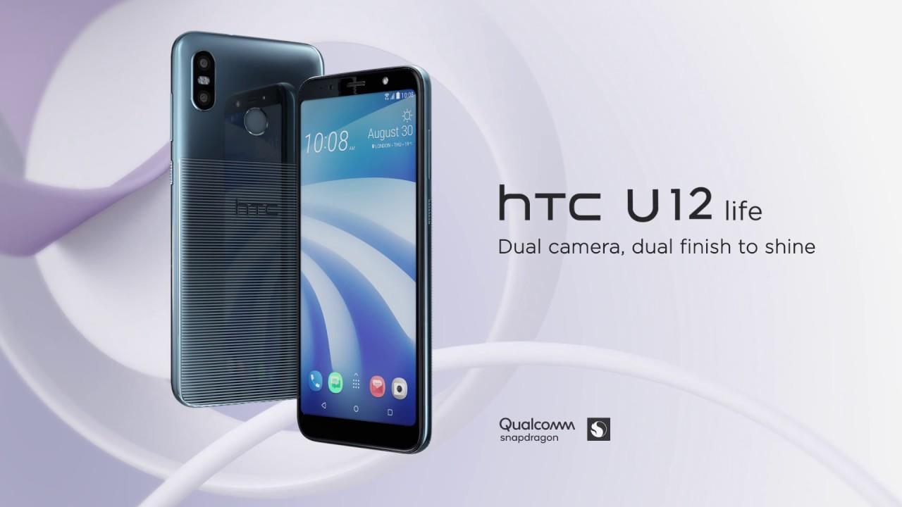 HTC U12 LIFE (4GB RAM | 64GB ROM) ORIGINAL set by HTC Malaysia