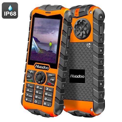 Huadoo H3 Rugged Phone (WP-H3) ★