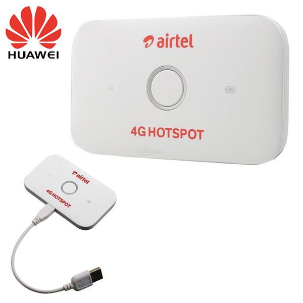 Huawei Airtel E5573Cs-609 4G LTE FDD Pocket Mobile WiFi Router 150Mbps