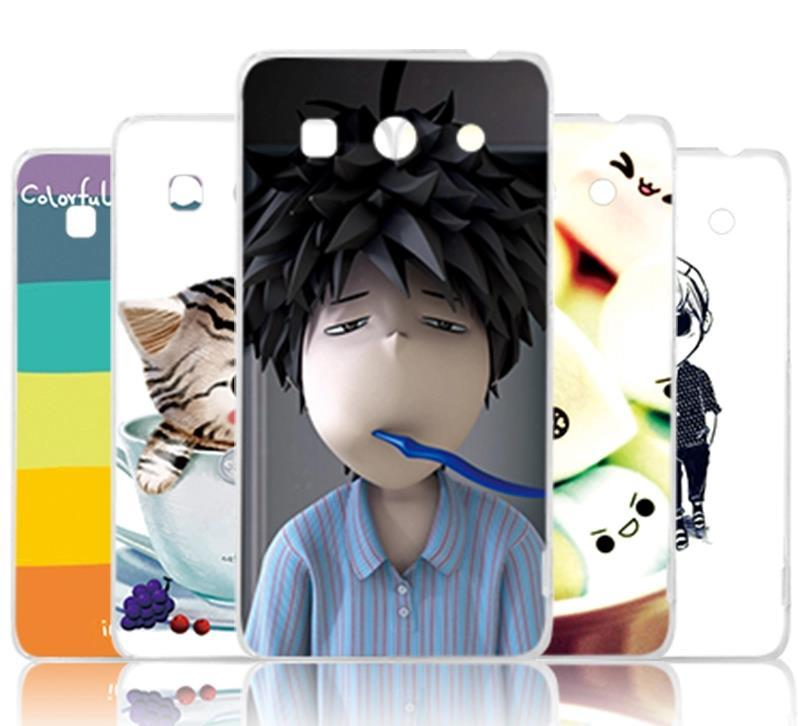 Huawei Ascend G520 G525 Hard Back Cartoon Case Cover Casing
