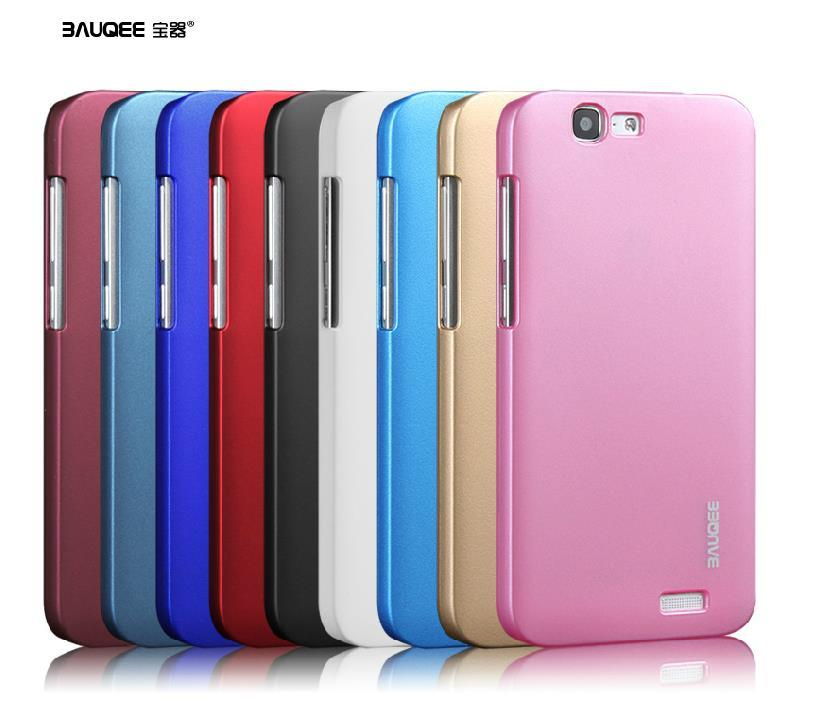 best sneakers 07202 85539 Huawei Ascend G7 G6 Baby Skin Hard Back Case Cover Casing + Free Gifts