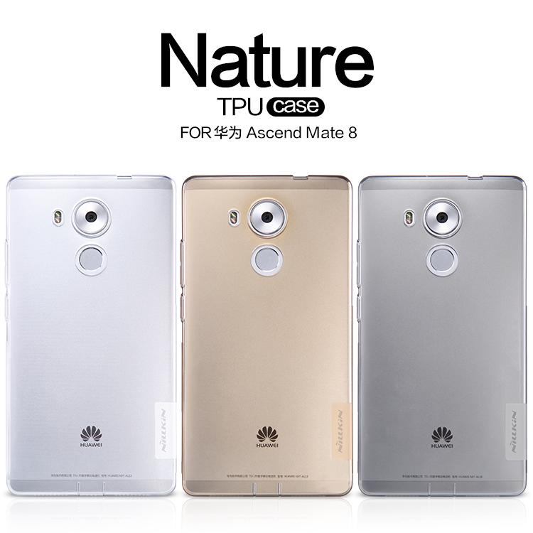 Huawei Ascend Mate 8 Nillkin Nature Series TPU Silicone Cover Case