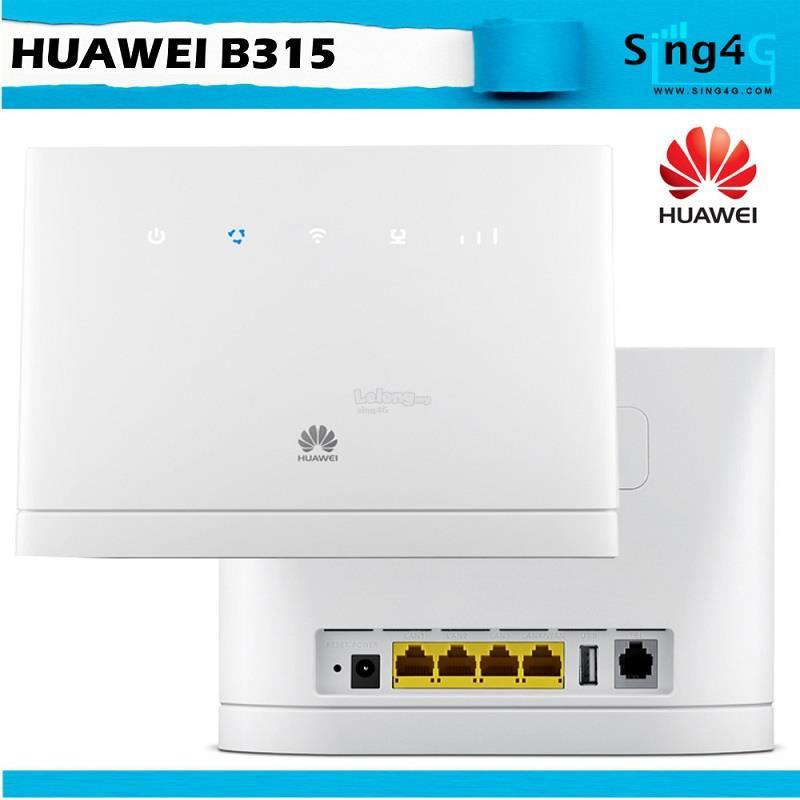 huawei b315. huawei b315 4g direct sim router @ b593 b3000 b310 e5172 b683
