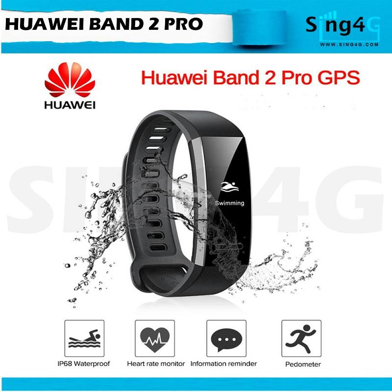 Huawei Band 2 Pro Original Brand New Sealed