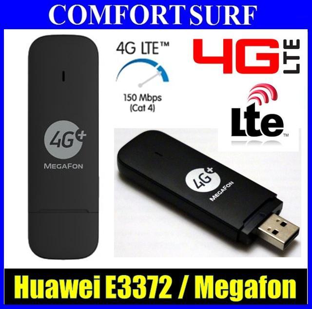 Huawei E3372 Megafon LTE 4G 3G USB Modem E3276 E8278 E3272 E5776 MF820