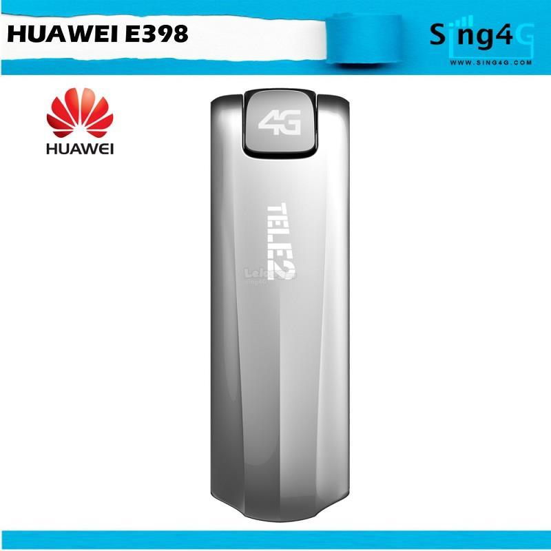 Huawei E398 4G USB Modem Stick @ huawei e392 e3276 k5005 e3272 zte